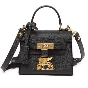 MCM Micro satchel bag